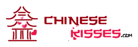 Chinese Kisses logo