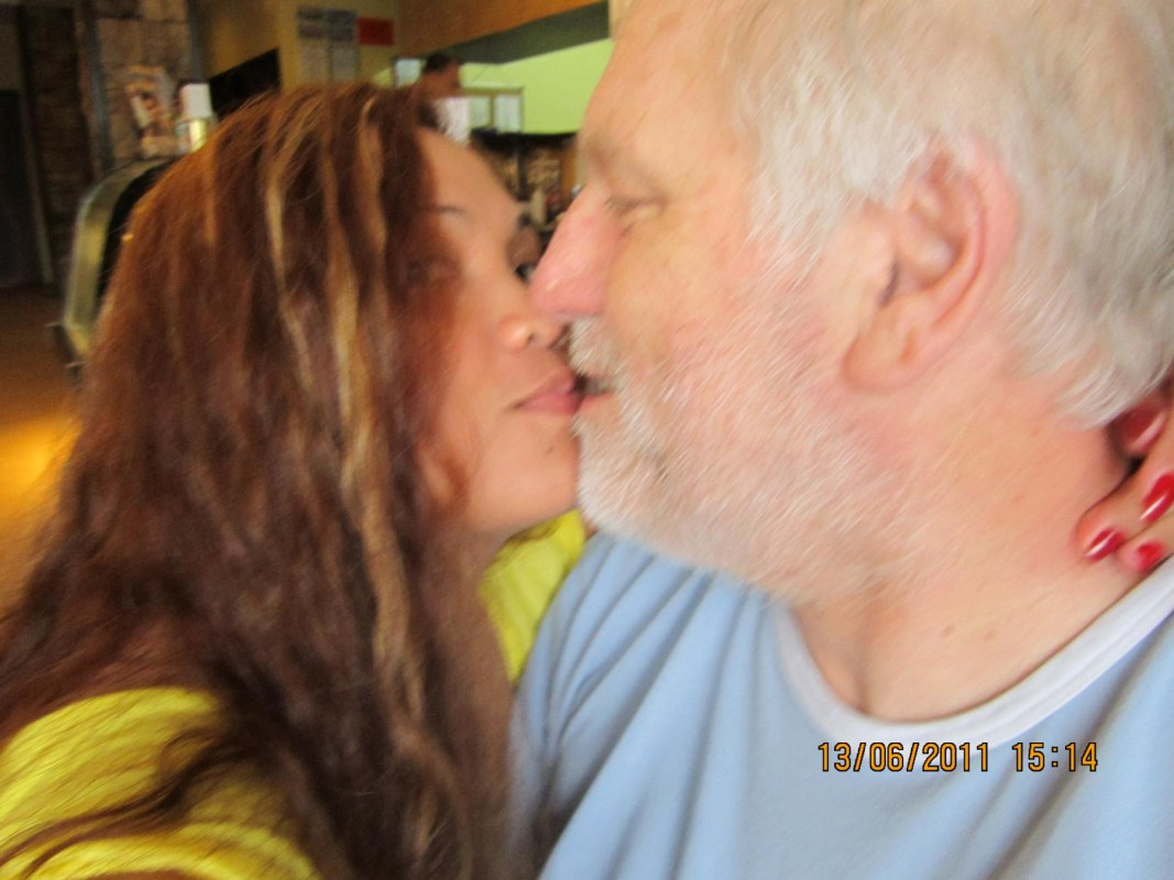 Dear ChineseKisses,<br>   <br>We are so happy to tell you that we are now married and living in England. We met on CK and hope that other people have the same luck we have had. God bless all of you!<br><br>WE...