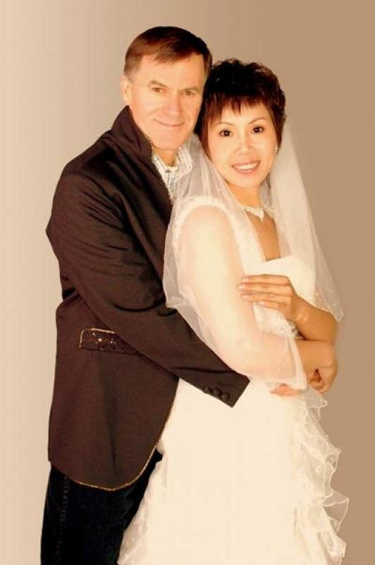 My name is Tony and I am happy to report that I met my wife Hui on Chinese Kisses back in June of 2009. We were married in Beijing in February of 2010 and we are going through the difficult visa processes....